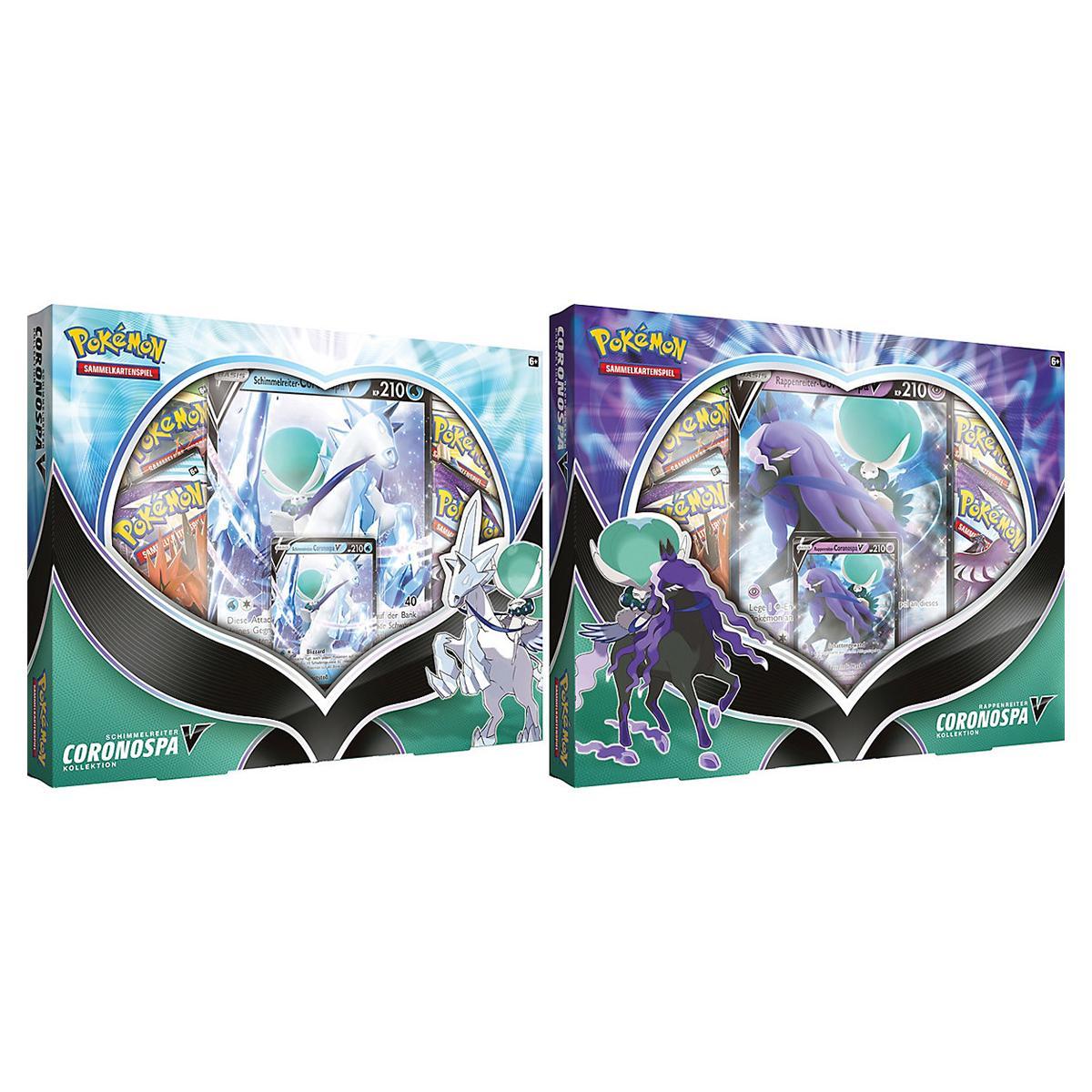 Pokémon Coronospa V Kollektion DE