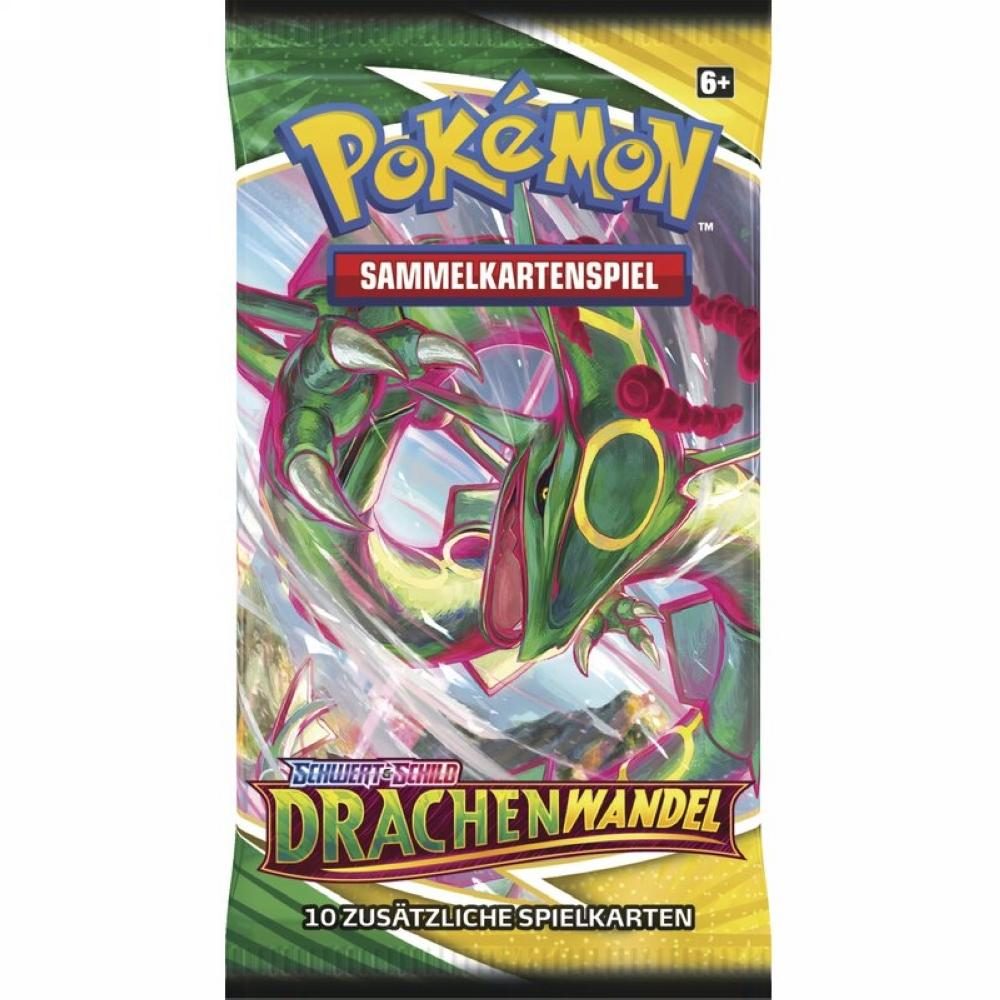 Pokémon Drachenwandel Booster DE