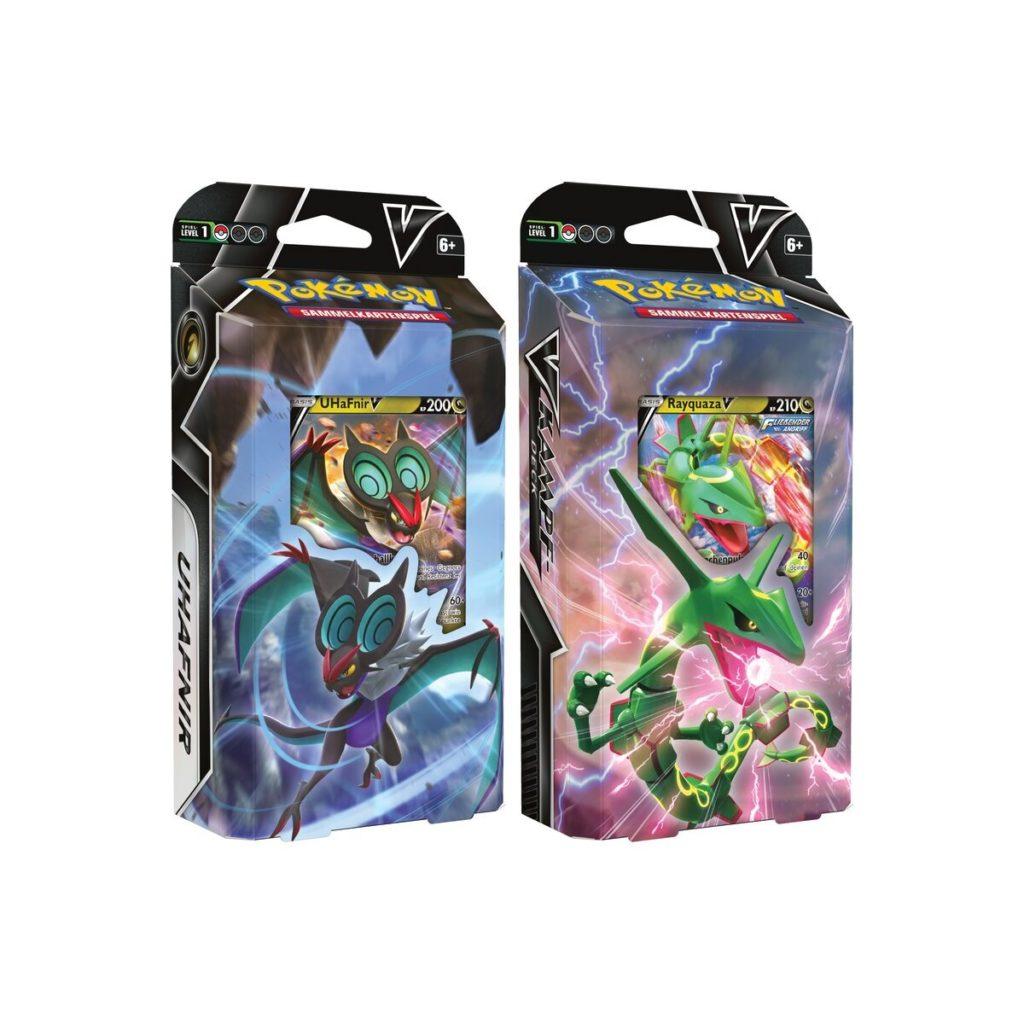 Pokémon Dragoran V Kollektion DE