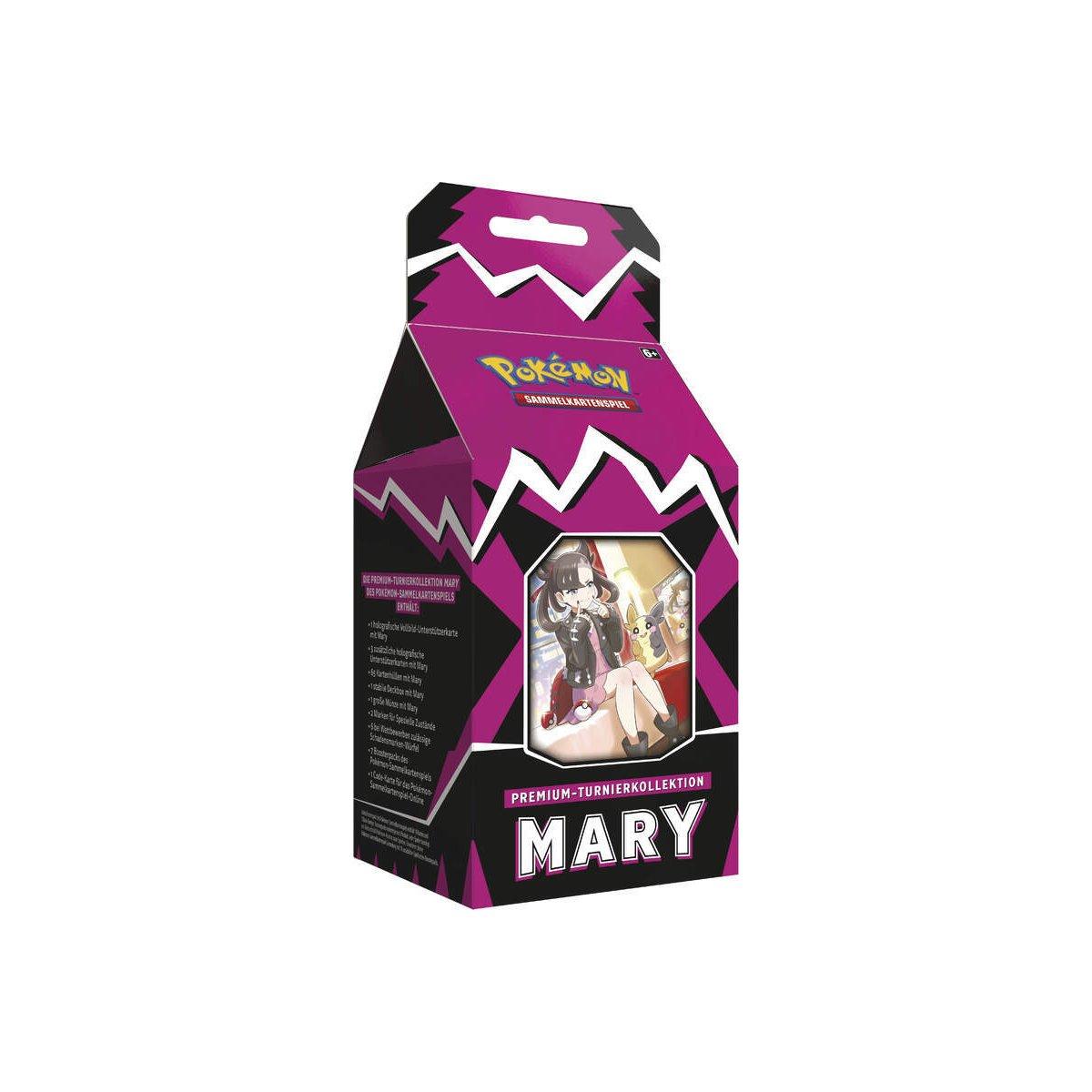 Pokémon Mary Premium Turnier Kollektion DE