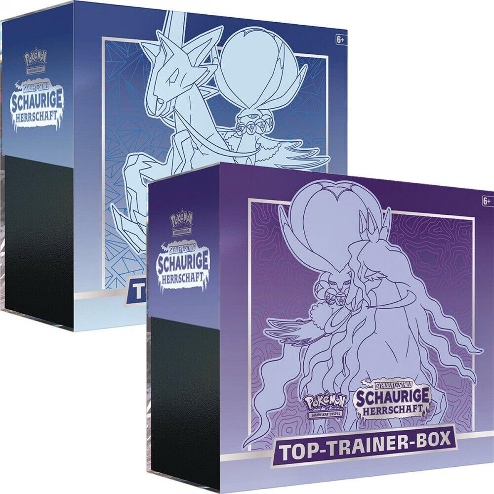 Pokémon Schaurige Herrschaft Top Trainer Box DE