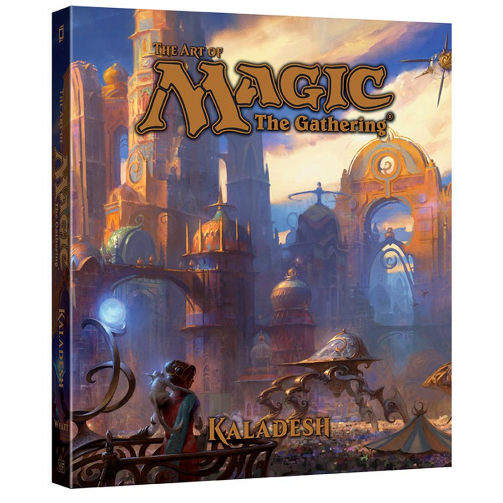 MTG The Art of Magic: The Gathering Zendikar Englisch